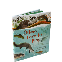 books - otters love to play-small