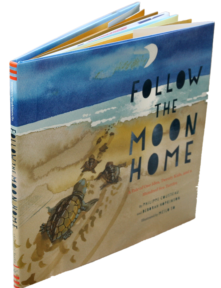 books white -follow the moon home-white