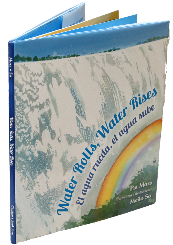 books white water rolls water rises