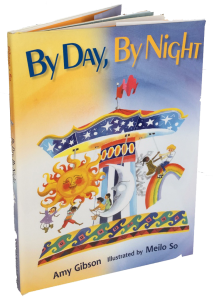 books - By Day By Night