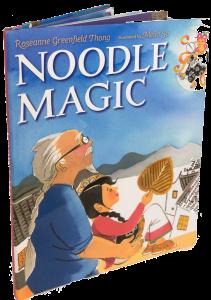 books - Noodle Magic