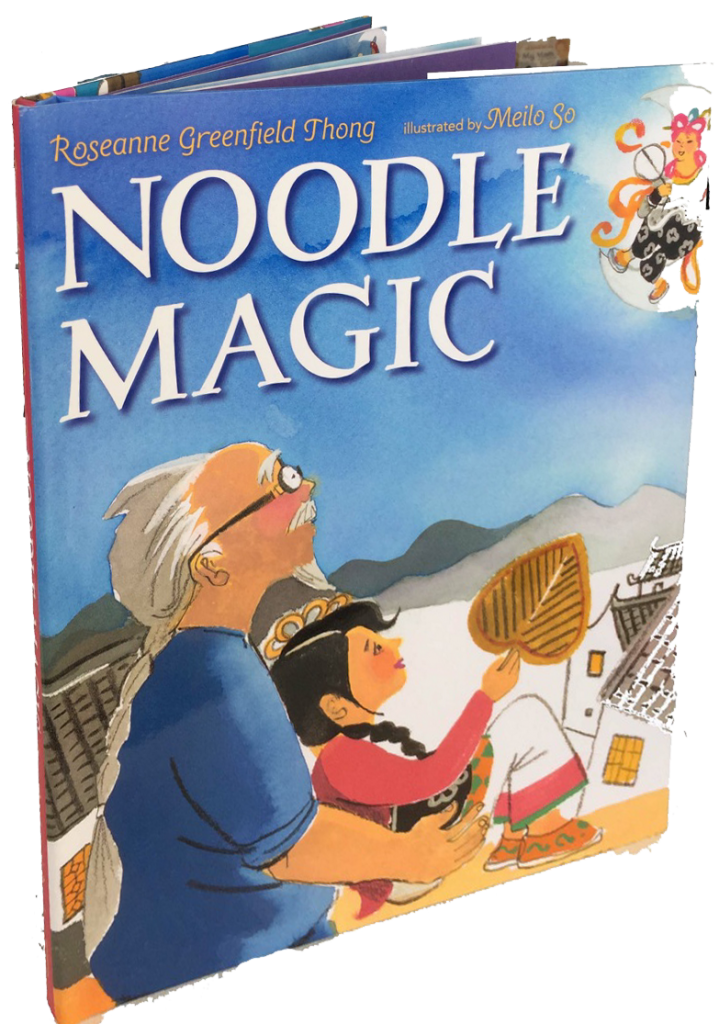 books - Noodle Magic